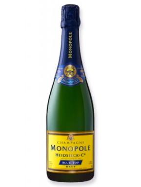 Heidsieck & Co - Monopole - Blue Top - Brut - Champagne - 75cl