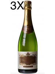 (3 BOTTIGLIE) Trouillard - Brut Authentique - Champagne - 75cl