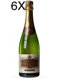 (6 BOTTLES) Trouillard - Brut Authentique - Champagne - 75cl