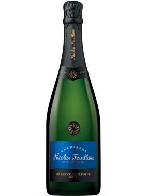 Nicolas Feuillatte - Réserve Exclusive Brut - Champagne - 75cl