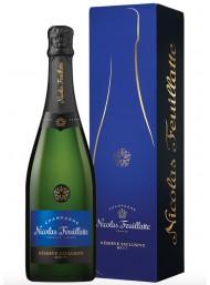 Nicolas Feuillatte - Brut Réserve - Champagne - 75cl - Gift box
