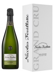 Nicolas Feuillatte - Grand Cru Chardonnay Vintage 2012 - Blanc de Blancs - Champagne - 75cl - Astucciato