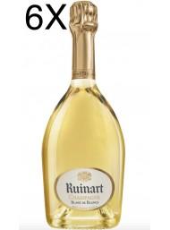 (6 BOTTIGLIE) Ruinart - Blanc de Blancs - Champagne - 75cl