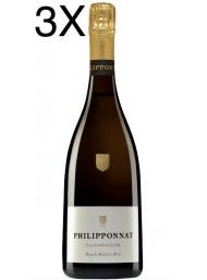 (3 BOTTIGLIE) Philipponnat - Royale Réserve - Champagne - 75cl