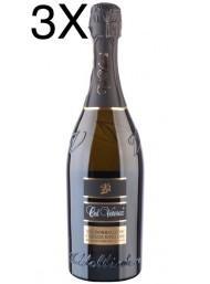 (3 BOTTIGLIE) Col Vetoraz  - Cartizze Superiore - Prosecco di Valdobbiadene 2019 DOCG - 75cl