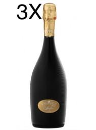 (3 BOTTIGLIE) Foss Marai - Surfiner Cuvée Brut - 75cl