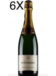 (6 BOTTIGLIE) Blanquette de Limoux - Brut Martial Richard AOC - 75cl