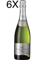 (6 BOTTIGLIE) Louis de Grenelle - Crémant de Loire Cuvée Platine - 75cl