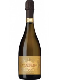 Louis de Grenelle - Saumur - Grande Cuvée Brut - Methode Traditionnelle - 75cl