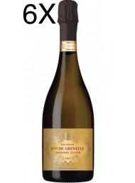 (6 BOTTIGLIE) Louis de Grenelle - Saumur - Grande Cuvée Brut - Methode Traditionnelle - 75cl