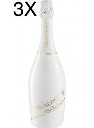(3 BOTTIGLIE) Mionetto Vivo - Cuvee Blanc - Extra Dry - 75cl