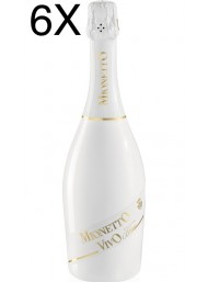 (6 BOTTLES) Mionetto Vivo - Cuvee Blanc - Extra Dry - 75cl