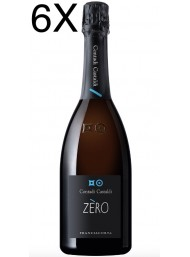 (6 BOTTIGLIE) Contadi Castaldi - Zero - Franciacorta 2015 - 75cl