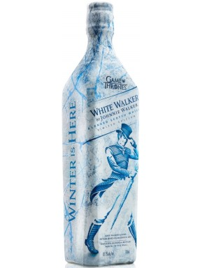 Johnnie Walker - White Walker - Blended Scotch Whisky - Limited Edition - Game of Throne - 70cl