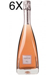 (6 BOTTLES) Ferghettina - Milledi' Rose' 2016 DOCG - 75cl