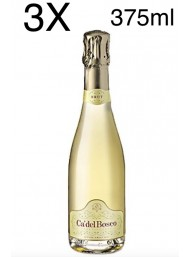 (3 BOTTIGLIE) Ca' del Bosco - Cuvee Prestige - 375 ml. - Franciacorta