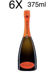 (6 BOTTLES) Bellavista - Alma Gran Cuvee Brut - 375 ml