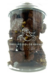 Posillipo Dolce Officina - Croccantini Cacao e Nocciole - 200g