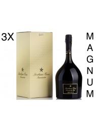 (3 BOTTIGLIE) Derbusco Cives - Brut Doppio Erre Di - Magnum - Franciacorta - 150cl