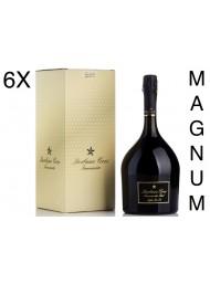 (6 BOTTLES) Derbusco Cives - Brut Doppio Erre Di - Magnum - Franciacorta - 150cl