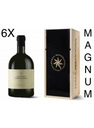(6 BOTTLES) Mandrarossa - Timperosse 2019 - Petit Verdot - Magnum - Gift Box - 150cl