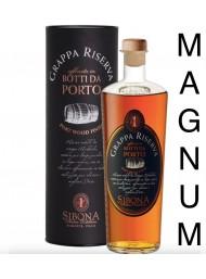Sibona Magnum 1,5 lt - Sibona - Grappa Reserve Port wood finish - 150cl