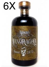 (6 BOTTIGLIE) - Amaro Mandragola - 50cl