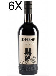 (6 BOTTLES) Amaro Importante Jefferson - Amaro - 70cl