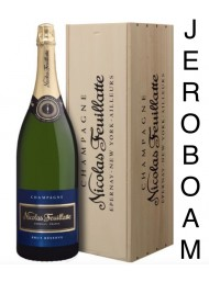 Nicolas Feuillatte - Brut Réserve - Champagne - Jeroboam - 300cl - Astucciato