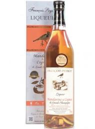 François Peyrot - Cognac al Mandarino - Astucciato - 70cl