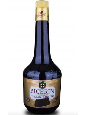 Vincenzi - Bicerin - Liquore al Gianduiotto - 70cl