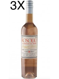 (3 BOTTLES) Spadoni - Rosolio - 50cl