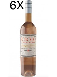 (6 BOTTLES) Spadoni - Rosolio - 50cl