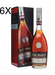 (6 BOTTLES) Rémy Martin - VSOP - Fine Champagne Cognac - Mature Cask Finish - 70cl
