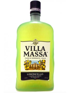 Villa Massa - Limoncello di Sorrento - Lemon Liquor - 50cl