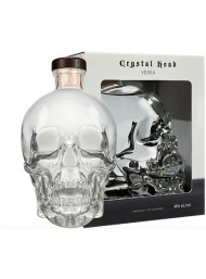 Vodka Crystal Head - 70cl - Astucciata