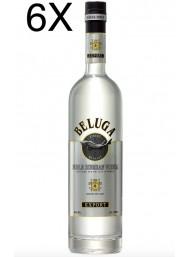 (6 BOTTIGLIE) Beluga - Noble Russian Vodka - 70cl
