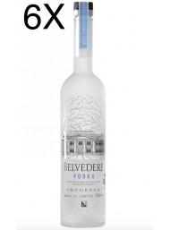 (6 BOTTIGLIE) Belvedere - Vodka - 70cl
