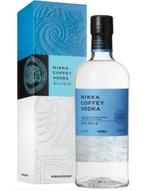 Nikka - Coffey Vodka - Japan Vodka - Gift Box