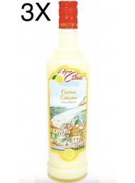 (3 BOTTIGLIE) Crema di Limone - Agrocetus - 70cl