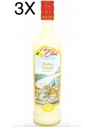 (3 BOTTLES) Lemon Cream - Agrocetus - 70cl