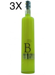 (3 BOTTLES) Major - Bananino - Banana Cream - 50cl