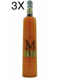 (3 BOTTLES) Major - Meloncino - Melon Cream - 50cl