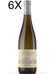 (6 BOTTIGLIE) Les Cretes - Chardonnay 2019 - Valle d'Aosta DOP - 75cl