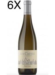 (6 BOTTIGLIE) Les Cretes - Petite Arvine 2019 - Valle d'Aosta DOP - 75cl