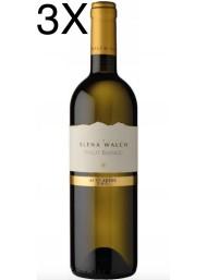 (3 BOTTIGLIE) Elena Walch - Pinot Bianco 2018 - Alto Adige DOC - 75cl