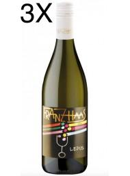 (3 BOTTIGLIE) Franz Haas - Lepus 2019 - Pinot Bianco DOC - 75cl