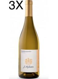 (3 BOTTIGLIE) J. Hofstätter - Pinot Bianco 2019 - Alto Adige DOC - 75cl
