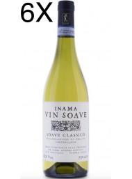 (6 BOTTLES) Inama - Vin Soave 2019 - Soave Classico DOC - 75cl