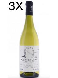 (3 BOTTIGLIE) Inama - Chardonnay 2019 - Chardonnay del Veneto IGT - 75cl
